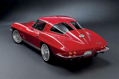 1963 corvette stingray photos iconic cars from
