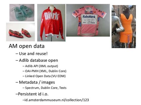 amsterdam museum linked open data amsterdam museum as five star linked data