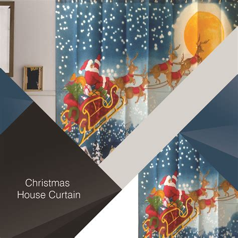 christmas themed shower curtains drop shipping christmas themed shower curtain with hooks