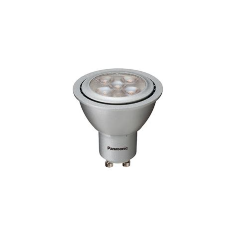 Panasonic Led L Gu10 6w 50w 2700k Ldrhv7l27wg10dep Panasonic Led Light Bulb