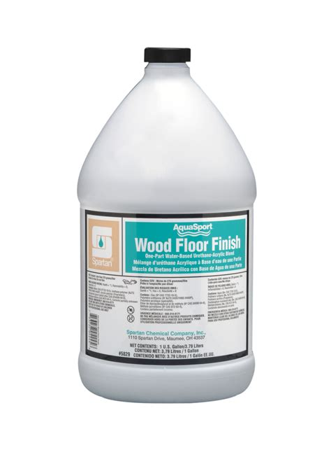 aquasport 174 wood floor finish industrial soap company