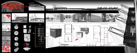 architecture presentation layout exles louise burns architectural presentation board exles