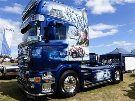 truck shows photowall wessex truck 11th 12th august 2018