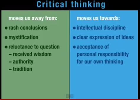 5 works of art to teach critical thinking why is critical thinking important in education
