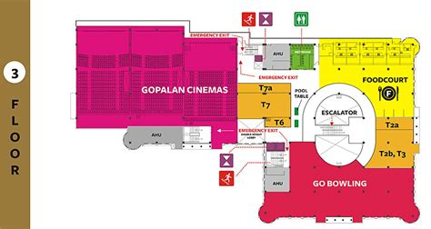 floor plan of a shopping mall gopalan arcade mall bangalore malls top 10 mall in