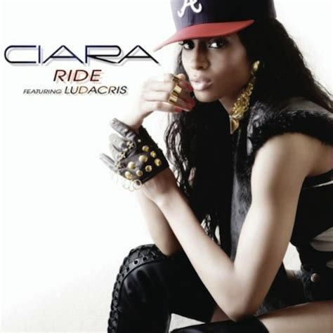 ciara feat ludacris quot ride quot cd cover snippet thisisrnb new r b