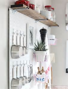Diy Kitchen Storage by 20 Sensible Diy Pegboard Storage In Your Kitchen