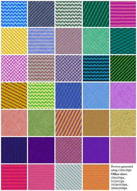 make seamless pattern gimp chevron fabric seamless tiling patterns on behance