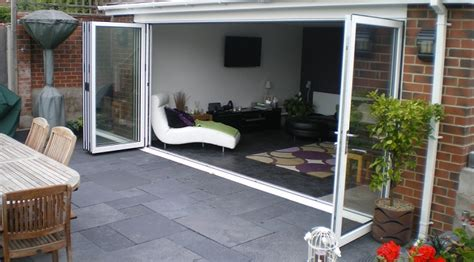 Bi Fold Patio Door Cost Installation Of Bifolding Doors Approved Installers