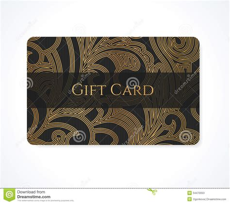 Gift Cards For Discount - gift card discount card business card scroll stock photos image 34470053