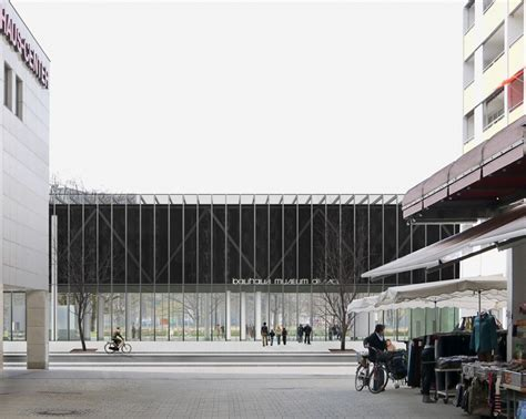 design museum competition 2015 two winners chosen in new bauhaus museum competition
