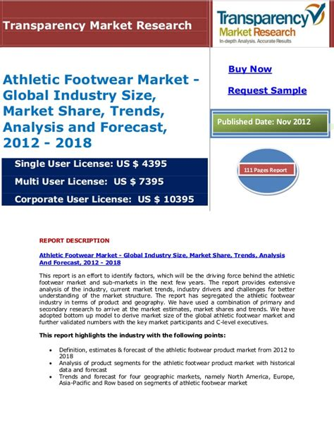 athletic shoe industry analysis athletic footwear market global industry size market