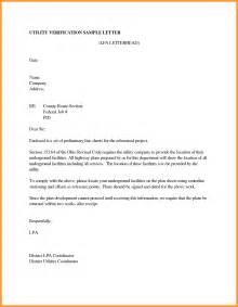 letter of verification template letter of employment verification template
