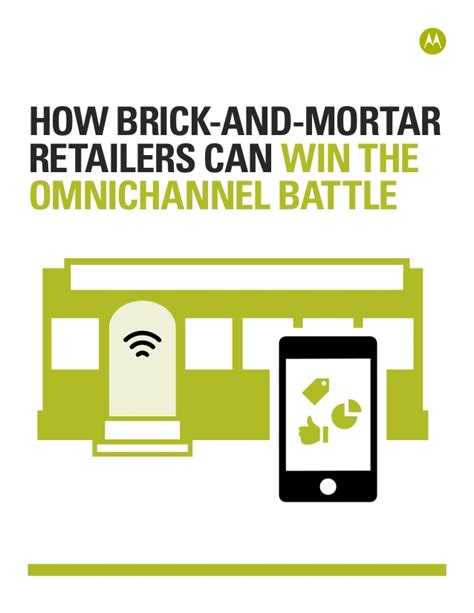 Brick And Mortar Schools With Mba by How Brick And Mortar Retailers Can Win The Omnichannel