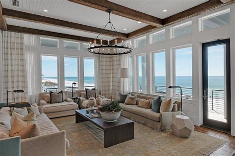 beach style ceiling ceiling beams in interior design how to incorporate them