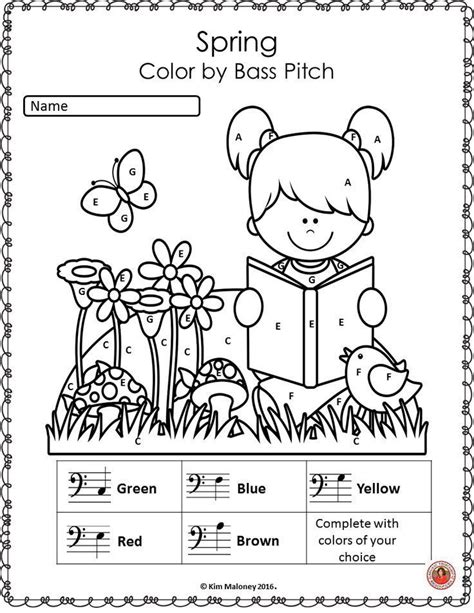 Music Dynamics Coloring Pages   4199 best images about music class resources on pinterest