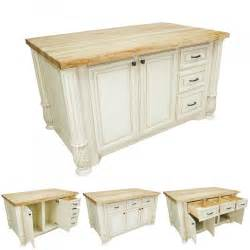 kitchen island distressed white milanese isl05 awh