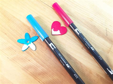 Snowman Brush Pen 12w beth watson design studio do you want to build a snowman with tombow