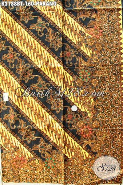 Parang Klasik kain batik parang klasik batik halus proses kombinasi tulis pas banget untuk baju kerja dan