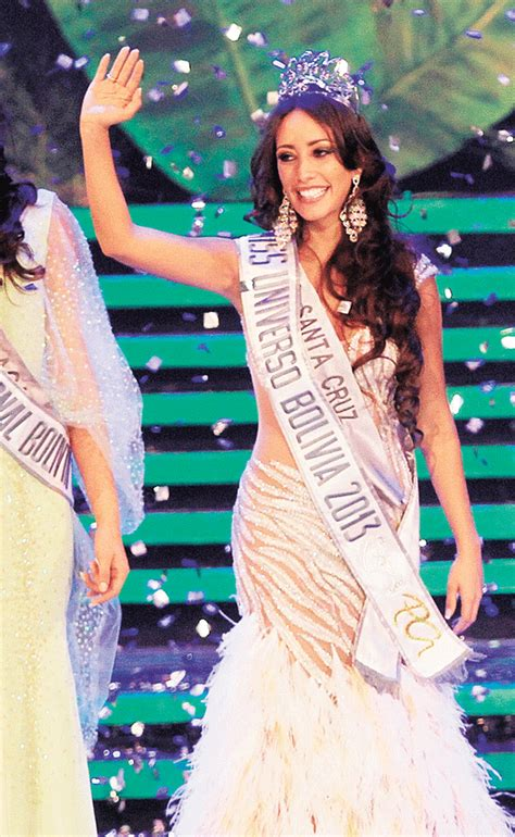 imagenes miss universo 2013 la cruce 241 a tavel es la miss bolivia universo 2013 misses