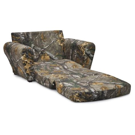 realtree camo furniture realtree sleepover chair