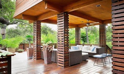 patio columns design family room ceiling fans screen patio design ideas