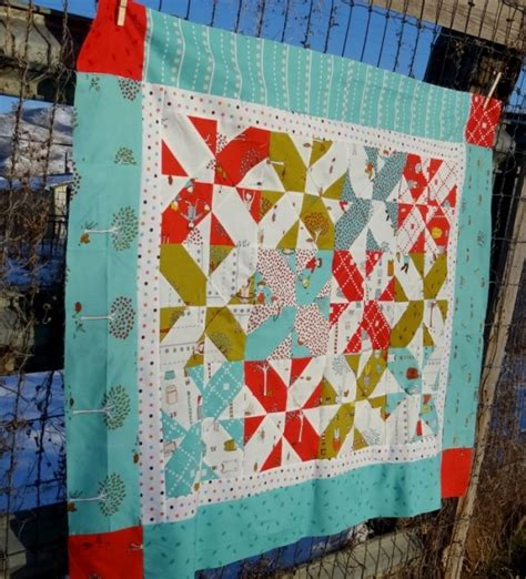 Materials Needed To Make A Quilt by Disappearing Baby Quilt Tutorial