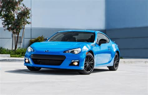 subaru sports car 2016 2016 subaru brz sports car gets lower price more equipment
