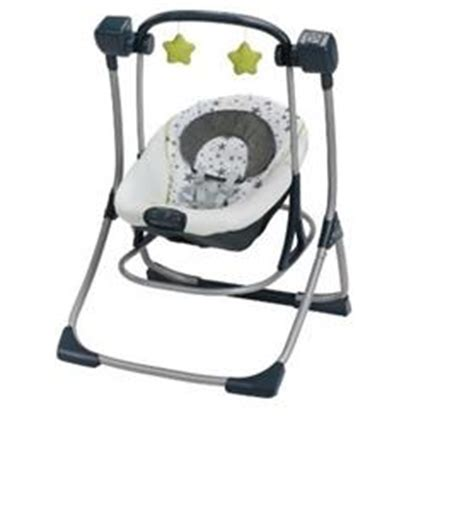 2 in 1 swing and rocker graco cozy duet swing 2 in 1 and rocker ebay