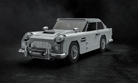 lego aston martin db5 lego introduces bond aston martin db5 creator expert