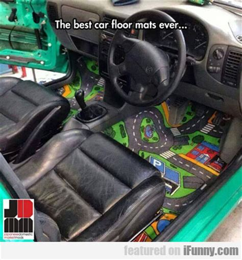 the best car floor mats ifunny