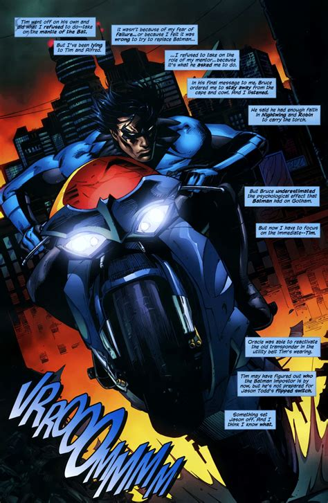 batman bench press why nightwing did not want to be batman comicnewbies