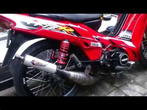 Knalpot F1zr Standar Racing Croom knalpot kolong racing f1zr atau ss two