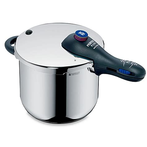 bed bath and beyond pressure cooker perfect plus 6 1 2 quart stovetop pressure cooker bed