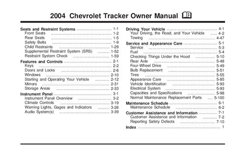 service manual 2004 chevrolet ssr and maintenance manual free pdf service manual install 2004 chevrolet ssr owner s manual car maintenance tips