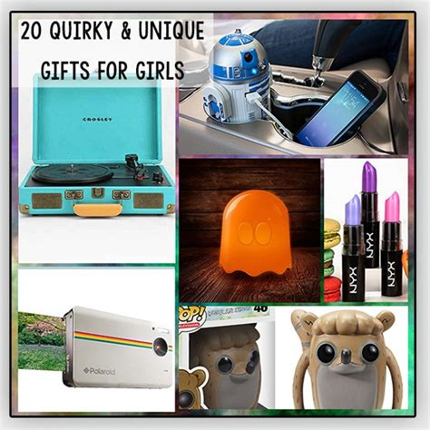 Unique Gifts For - 20 and unique gifts for my