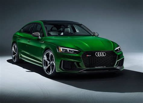 Audi Rs5 4 Door by 2019 Audi Rs5 Sportback Review Specs 0 60 Mph Price