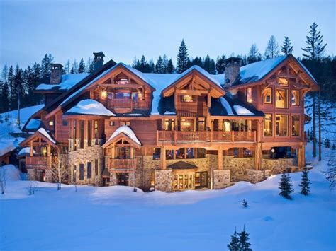 outstanding ski lodge 20 000 000 pricey pads