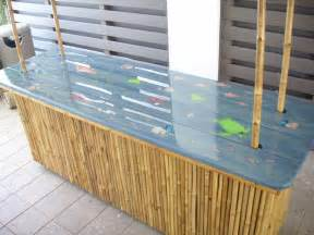 outdoor bar top ideas home bar design