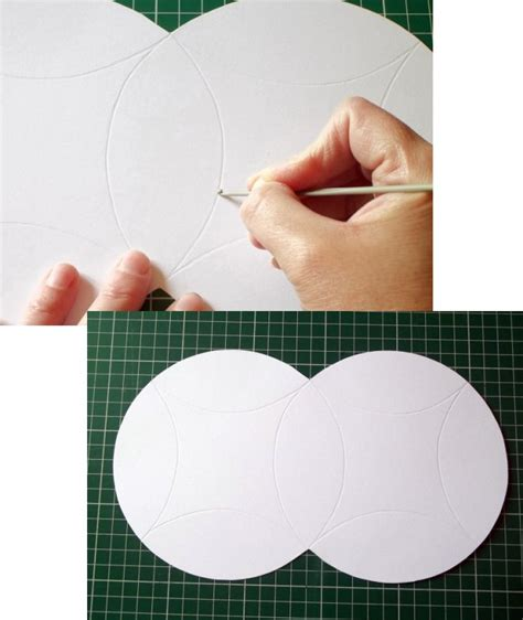 Clam Shell Card Template by Things To Make And Do Clam Shell Gift Box