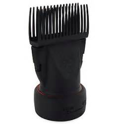 Solano Hair Dryer Comb Attachments are you using the right combs brushes for your hair