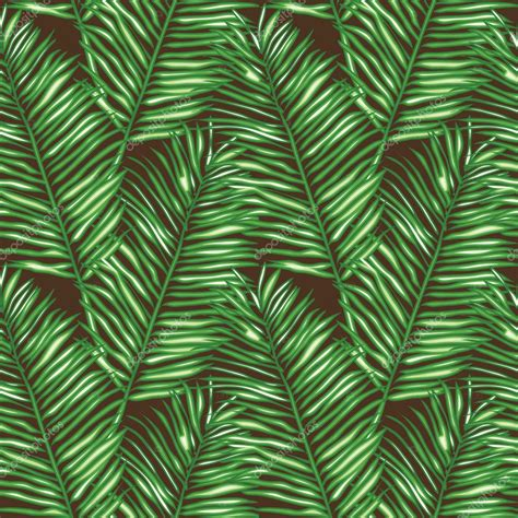 seamless pattern nature seamless floral vector pattern inspired by leaves of