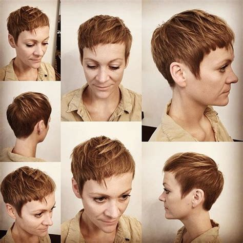 divide short hair for trimming 50 short hairstyles and haircuts for girls of all ages