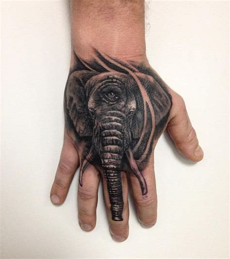 elephant hand tattoo elephant tattoos designs ideas and meaning tattoos for you