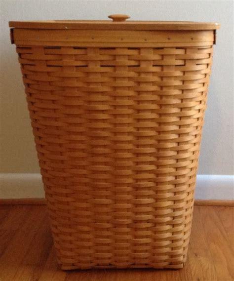 Longaberger Laundry Baskets Shop Collectibles Online Daily Longaberger Laundry