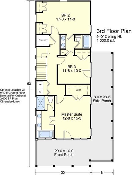 charleston homes floor plans charleston house plans