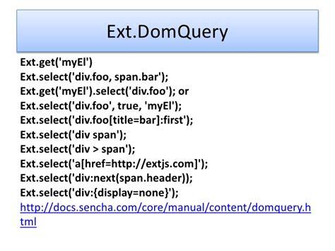 extjs layout none ext js introduction