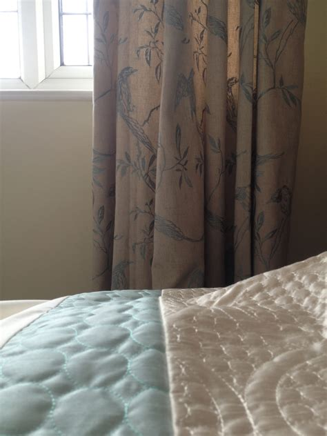 Bedroom Curtains From Dunelm Five Go Blogging A Lie In With Dunelm