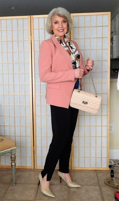 style women over 60 slenderizing 1039 best images about stylish over 50 60 on pinterest