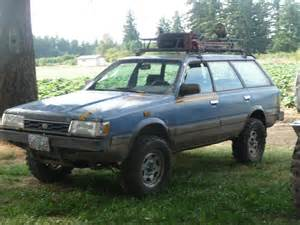 Lifted Subaru Loyale Subaru Loyale Lifted